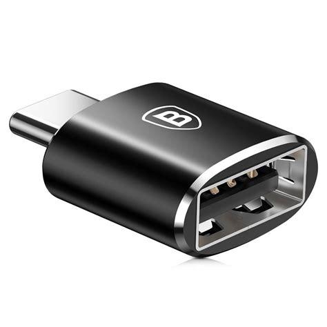 Kabel Otg Tipe C Kabel Type C baseus adapter usb auf usb type c kabel splitter otg