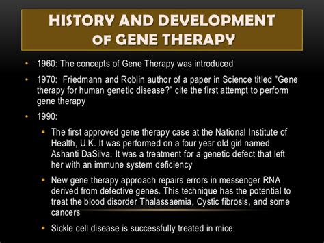 Gene Therapy Essay by Pro Gene Therapy Essay