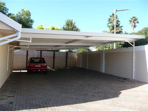 Large Car Port by Large Domestic Carport The Finishing Touch