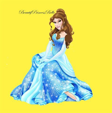 cinderella s princess belle in cinderella s dress by