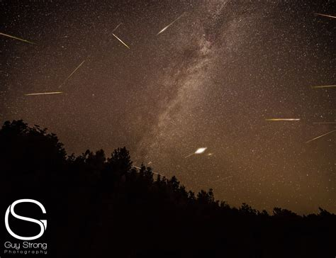 Where Can You See The Meteor Shower Tonight by Perseid Meteor Shower Peaks Tonight It Live