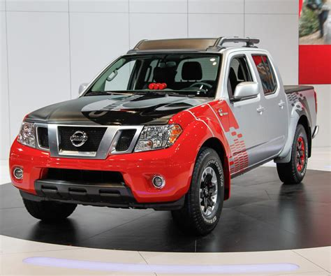 nissan truck 2017 more rumors about total redesign of nissan frontier in 2017