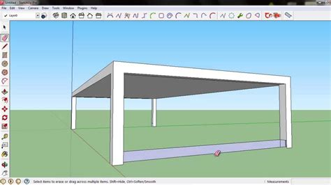 Tutorial Google Sketchup Indonesia | tutorial sketchup bahasa indonesia membuat meja youtube