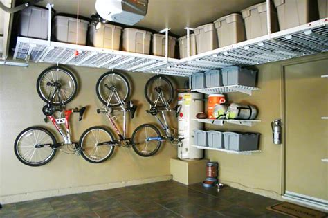 Build Your Own Garage Ceiling Storage by Cheap Garage Storage Rack Ceiling Roselawnlutheran