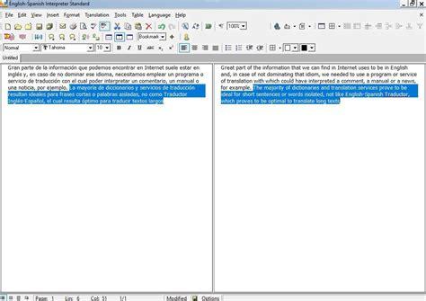 traduccion de layout en espanol descargar traductor ingl 233 s espa 241 ol standard 7 1 gratis