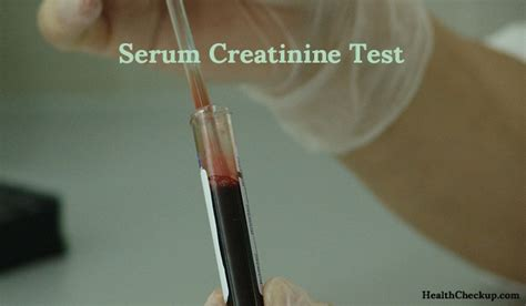 serum blood test