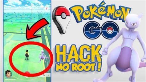 pokemon  gps aka location hack released  ios