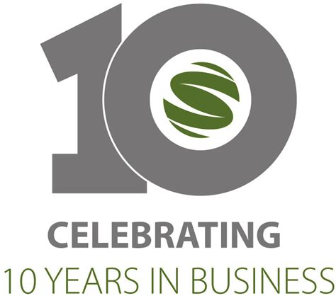 10 in years celebrating 10 years in business stance healthcare
