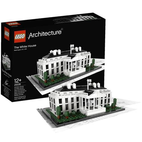 lego white house lego architecture 21006 the white house ebay