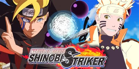 boruto game online naruto to boruto coming to ps4 and xbox one three new