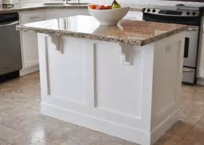 Wainscoting Kitchen Island The Dizzy House House 1