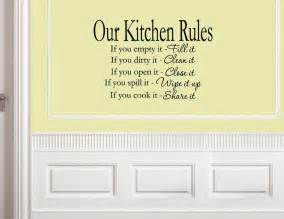 country kitchen vinyl wall quotes quotesgram