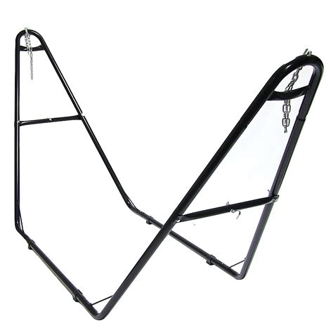 One Person Hammock With Stand 2 Person Hammock W Multi Use Universal Stand Quilted