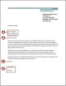 Business Letter Greetings And Closings Self Checks
