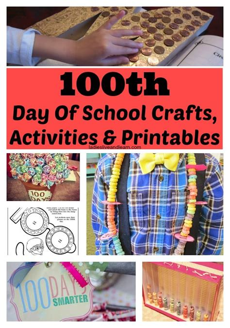 one day craft projects 17 best images about 100th day of school ideas on