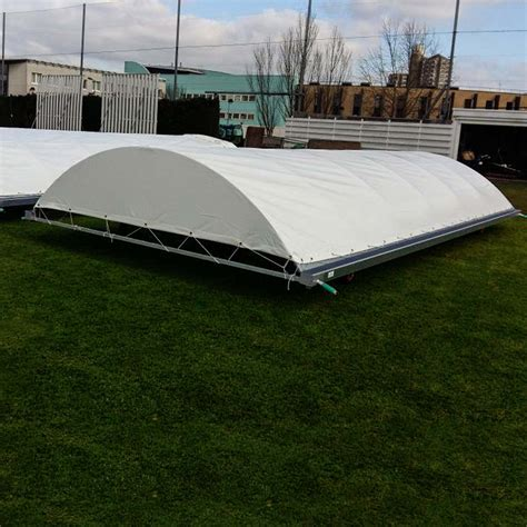 Outer Mobil replacement outer covers for mobile cricket pitch covers