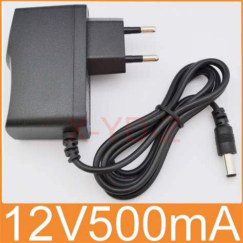 Jual Adaptor 12v 0 5a Popular 500ma Adapter Buy Cheap 500ma Adapter Lots From China 500ma Adapter Suppliers On