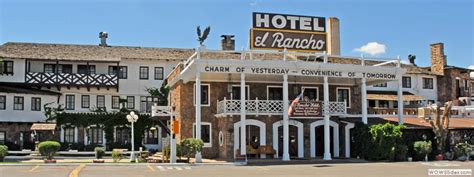 National Bar And Dining Room by Historic El Rancho Hotel In Gallup New Mexico On Route