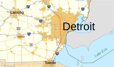 map detroit michigan usa 100 detroit map maps detroit michigan this map will show