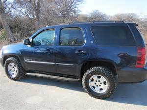 Chevrolet Tahoe Tires Find Used 2007 Chevy Tahoe Lt 4x4 Leveling Kit New