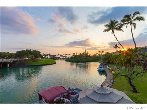 hawaii kai condo for sale moorings unit 60 hawaii kai - Boat Mooring Oahu