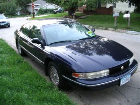 1997 chrysler lhs specs pictures trims colors cars com zachattackzero 1997 chrysler lhssedan 4d specs photos modification info at cardomain