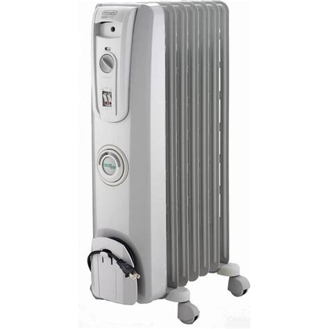 DeLonghi Safeheat 1500W Oil Filled Radiator Best Price