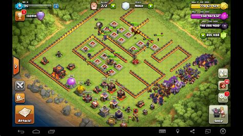 download clash of clans fhx v8 mod apk th 11 update ghuren com download fhx clash of clans mod apk update 2017