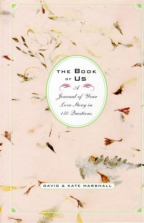 The Book of Us   Marshall Books