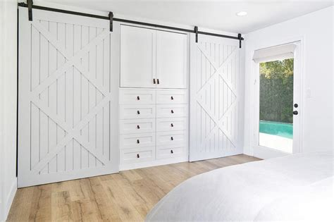 Bedroom Closet Doors Ideas light gray bedroom closet doors design ideas