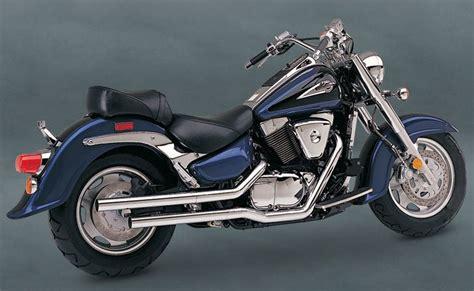 98 Suzuki Intruder 1500 Vance Hines Straightshots Suzuki Intruder Lc1500