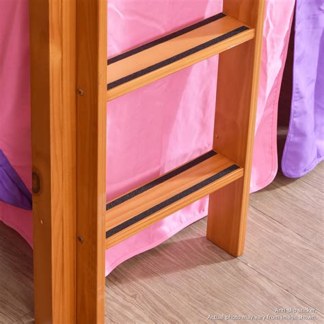 Curtains For Mid Sleeper Bed by Emily Mid Sleeper With Tower Curtains