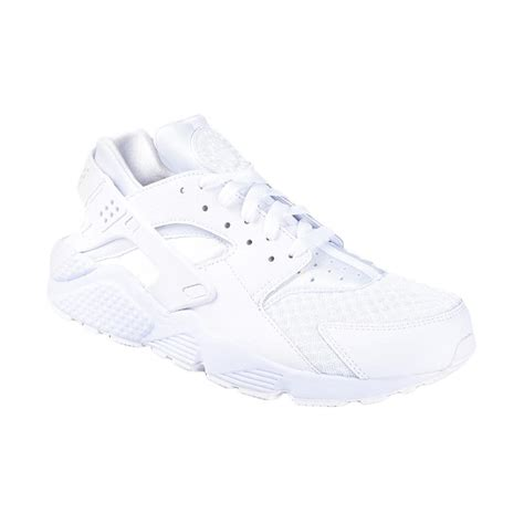 Sepatu Nike Huarace Import jual nike air huarache sepatu olahraga pria putih 318429 111 harga kualitas