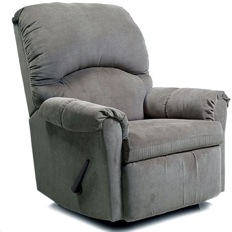 grey recliner grey sage fabric rocker recliner overstock shopping