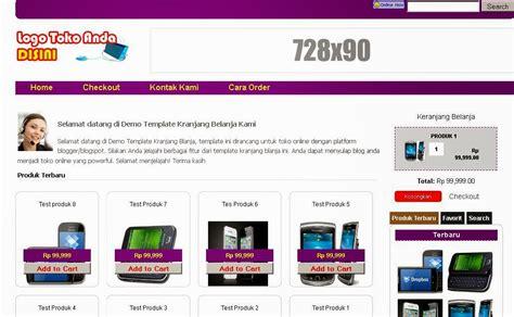 template toko online tanpa shopping cart 3 template toko online terbaik dan gratis beranda batak