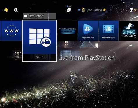 ps4 themes release ps4 5 0 update explained how to sign up for sony s