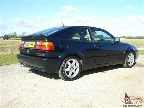 Volkswagen Corrado 1995 by 1995 Vw Corrado Pictures To Pin On Pinsdaddy