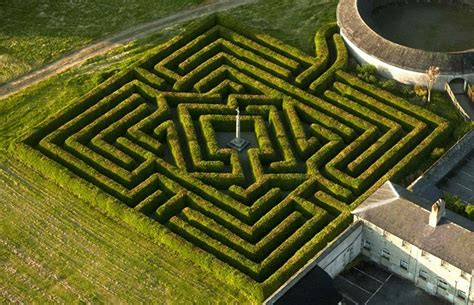 russborough house how to find your way through a maze laureen marchand artist