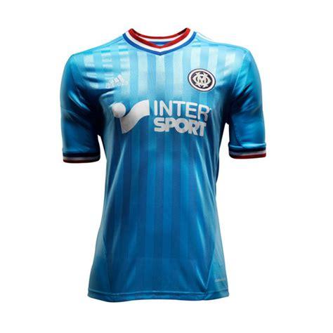 desain jersey klub bola terbaik 10 desain jersey terbaik di 2012 olympique marseille