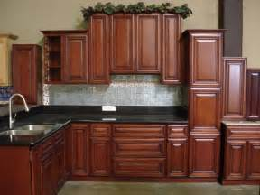 cherry kitchen cabinets kitchen cabinets home