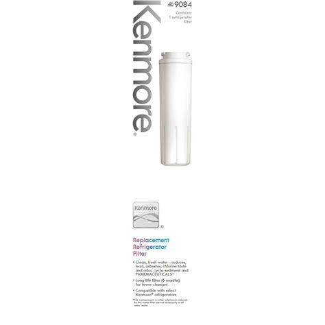 kenmore elite sink water filter kenmore water filter kmart com