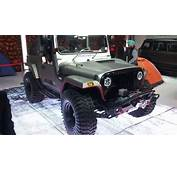 All New Modified Mahindra Thar First Look  4X4