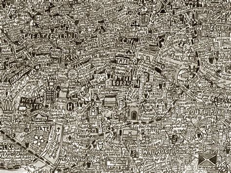 the island london mapped you can now buy this cult london map as a jigsaw