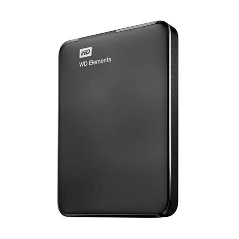jual wd element black disk external 750 gb 2 5 inch