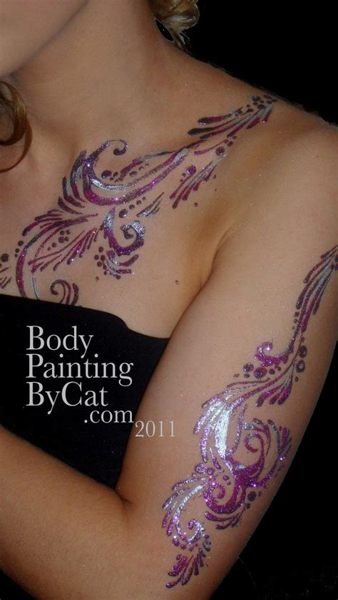 best 25 glitter tattoos ideas on mehndi