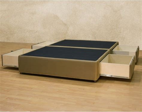 king storage bed frame with drawers drawers ideas in king storage bed frame