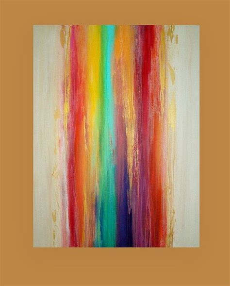 modern painting ideas acrylic abstract painting original canvas by orabirenbaumart abstract