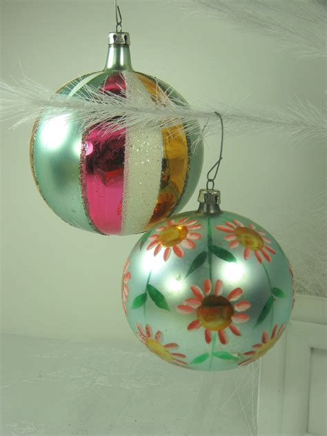classic christmas tree ornaments vintage mercury glass ornaments hp mica tree
