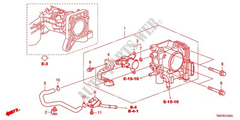 electronic throttle control 2011 honda odyssey spare parts catalogs throttle body engine ex 2011 city honda cars honda genuine spare parts part diagrams