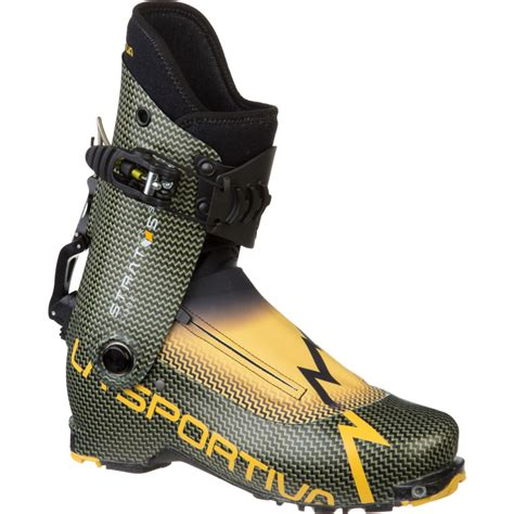 sportiva boots la sportiva stratos cube alpine touring boot backcountry